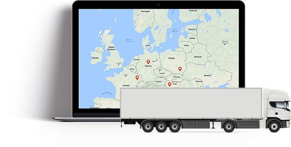 transport w krajach UE